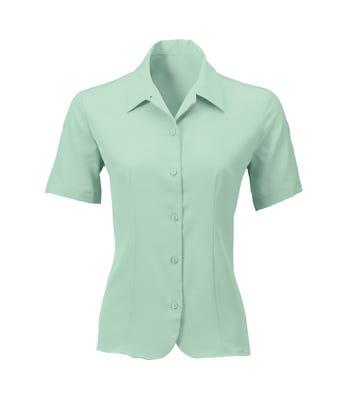 Women's Crepe de chine blouse