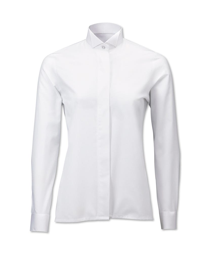 Wing Collar Blouse 116