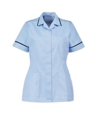 H1 Women'S Tunic Blue/Navy