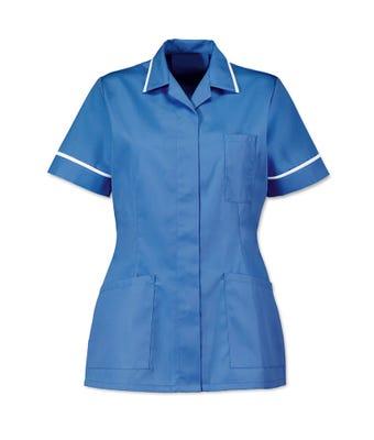 Womens Tunic Hospital Blue