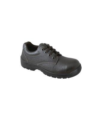 Men's budget safety shoe black
