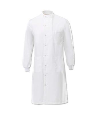Lab coat White