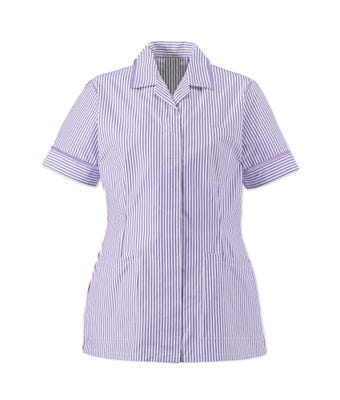 Women's lightweight stripe tunic