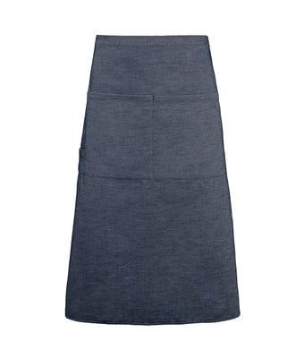 Mid waist apron