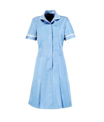 Alexandra zip front dress