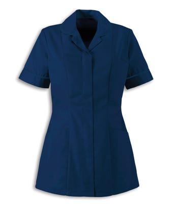 V4P Recp/Kennel Asst Women's Tunic Navy/Navy