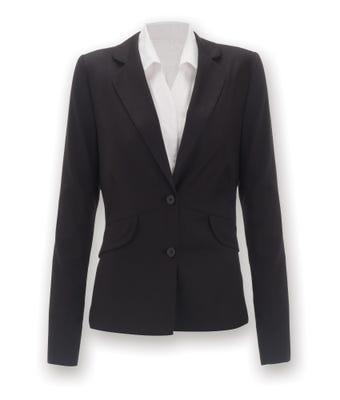 B&D Women's Short Jacket Black