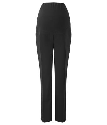 Easycare maternity trousers