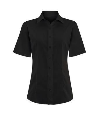 Alexandra women's short sleeved stretch shirt