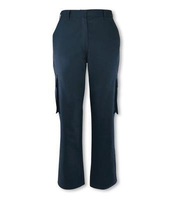 Pdsa Women's Cargo Trousers Navy