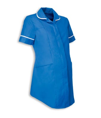 Maternity Tunic Hospital Blue