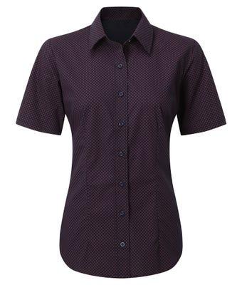 Women's pattern blouse