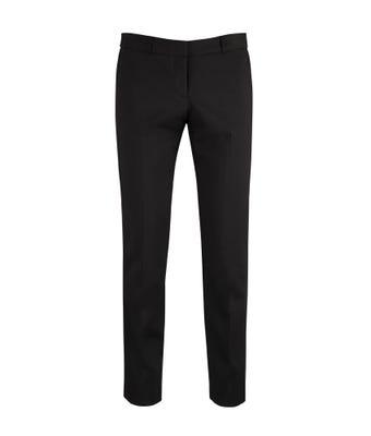 Icona Slim Leg Trousers Black