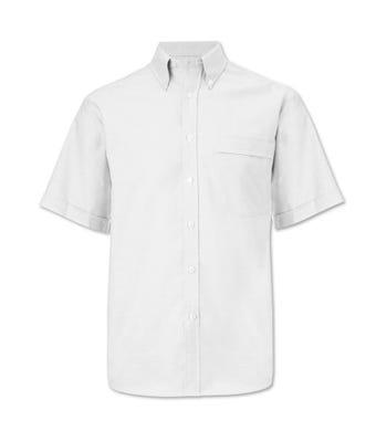 Men's S/S Shirt White