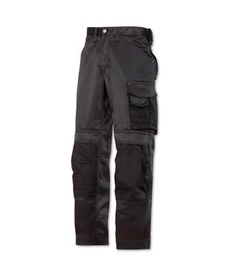 Snickers Trousers 3312 Black