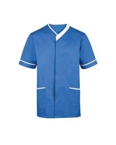 Men's contrast trim tunic
