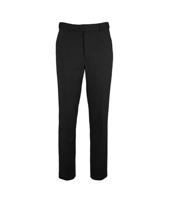 Icona men's Slim Fit Trousers Black