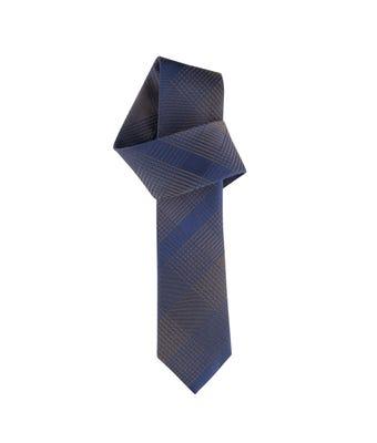 Cadenza check tie