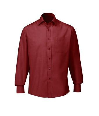 Men's L/S Shirt Ruby