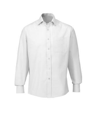 Men's L/S Shirt White