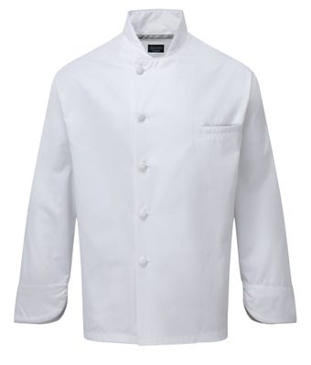 Precision chef's jacket