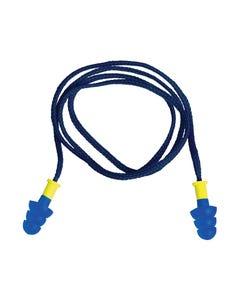 Reusable silicone earplugs