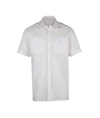 Men's short sleeved pilot shirt