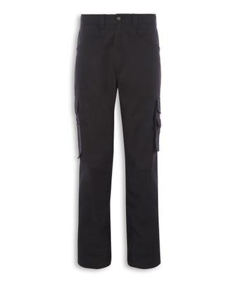 tungsten service trousers black