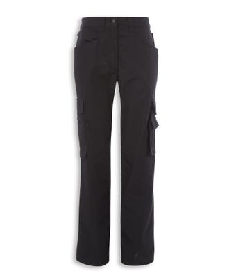tungsten women's service trousers black
