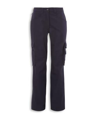 Tungsten Women's Service Trousers Navy