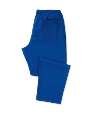 Scrub Trousers Royal D398RO