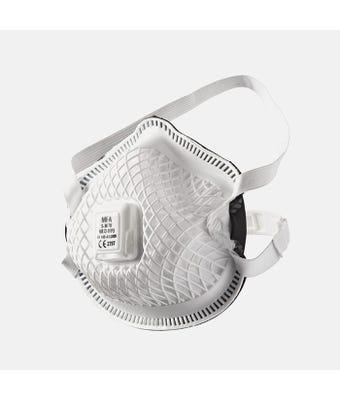 FFP3 Valved Moulded Dust Mask FP23     1 = 25 Masks