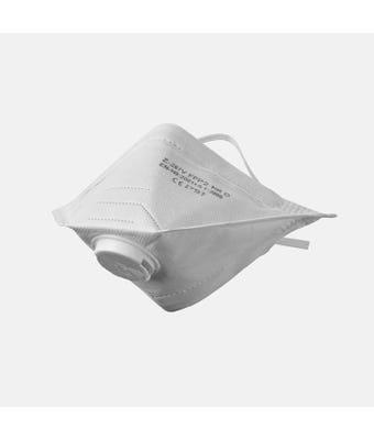 FFP3 Valved Fold Flat Mask FP29   1 = 50 Masks