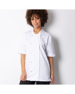 Essential long sleeve chef jacket