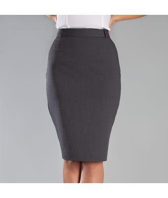 Icona Womens Pencil Skirt