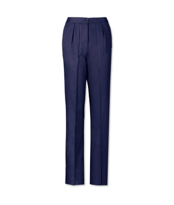 Female Twin Please Healthcare Trousers Navy LT2000001