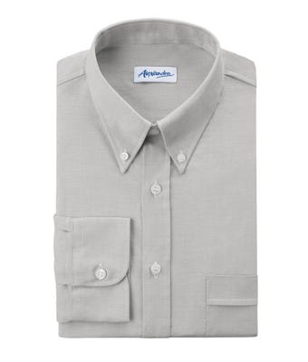 Men's Oxford long sleeved shirt
