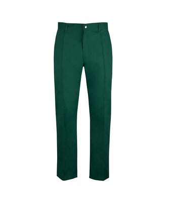 Male Healthcare Trousers Bottle Green NM30BO