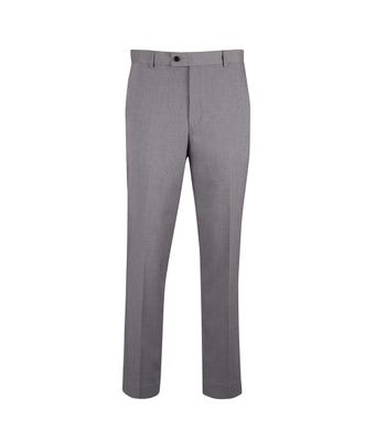 Icona men's flat front trousers