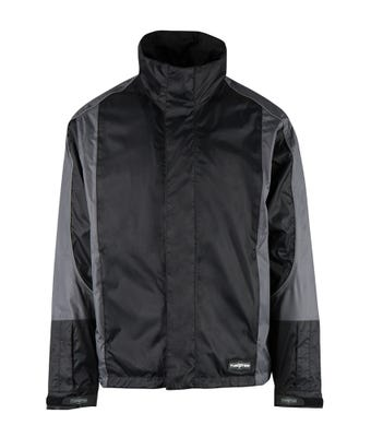 Tungsten waterproof outerwear jacket
