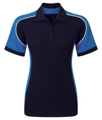 Tungsten women's polo shirt