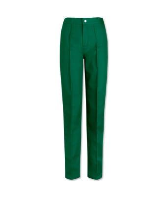 Female Healthcare Trousers Bottle Green W40BO