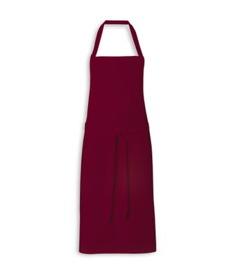 Bib apron - Smokeberry