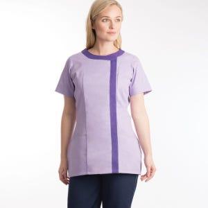 Women's Asymmetrical Tunic by Alexandra