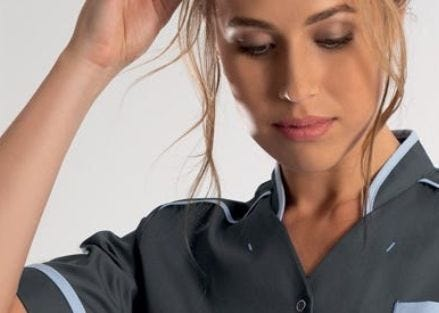 Alexandra's Boyd Cooper Made to Order range of ethical workwear