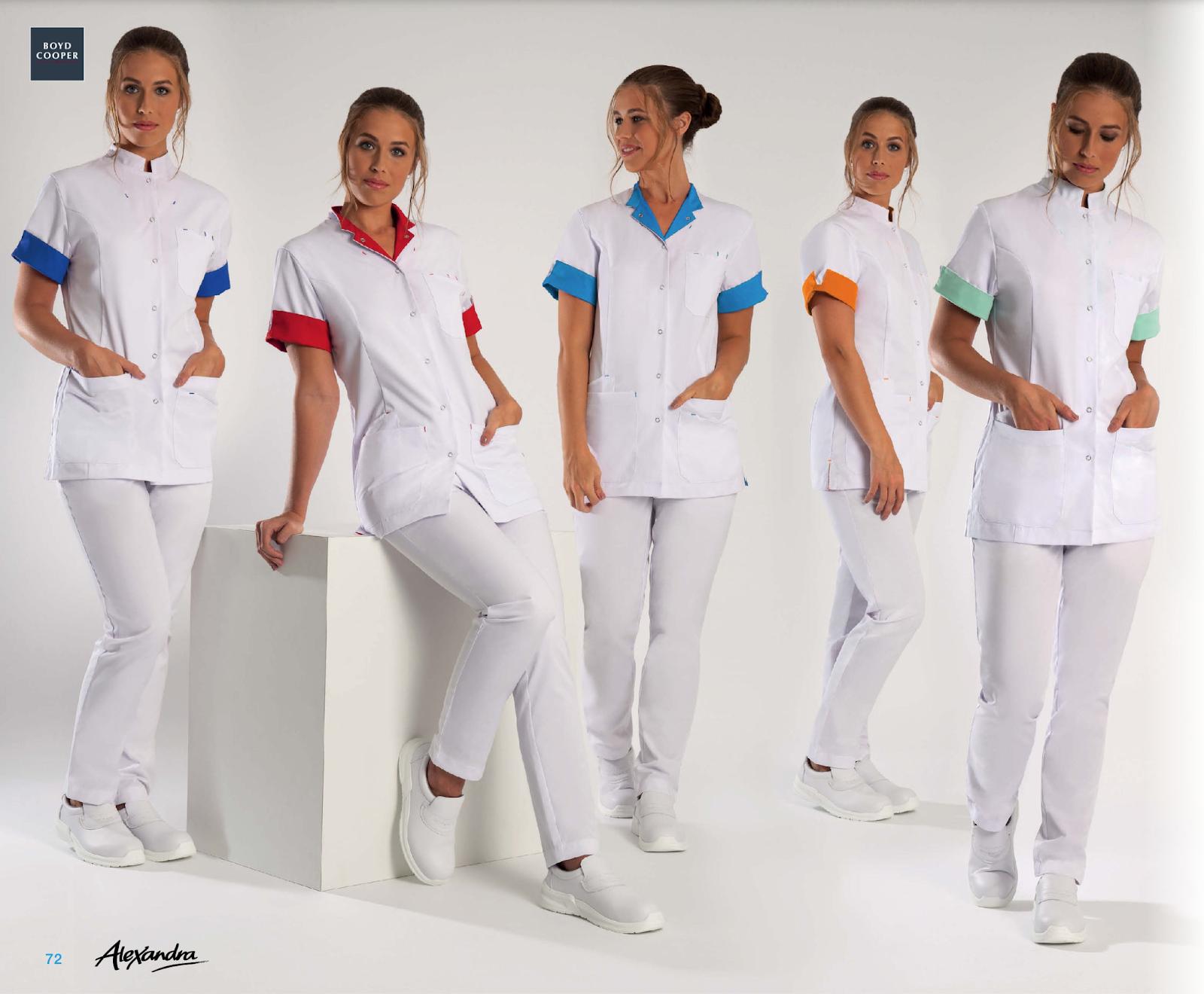 The Boyd Cooper range by Alexandra workwear.