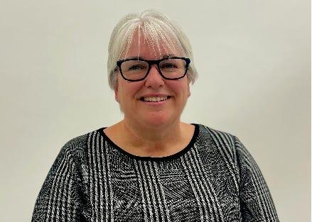 Diane Buckley, Alexandra's Head of Sales
