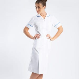 Zip Front Dress Tunic by Alexandra