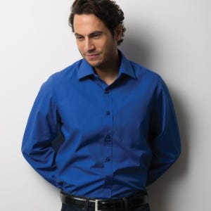 Easycare Men's Long Sleeve Shirt by Alexandra