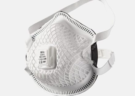 Type IIR disposable face masks